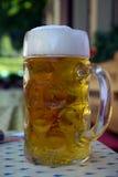 Grande bière image libre de droits