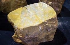 Grande blocco di marmo Fotografie Stock Libere da Diritti