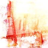Grande blocco per grafici di pellicola Immagini Stock