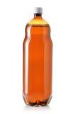 Grande bottiglia da birra Fotografia Stock