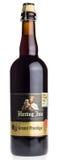 Grande bottiglia della birra di Hertog Jan Grand Prestige dell'olandese immagini stock