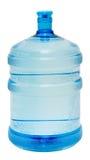 Grande bottiglia isolata Fotografia Stock Libera da Diritti