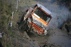 Grande boue Photographie stock libre de droits