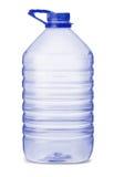 Grande bouteille d'eau Image libre de droits