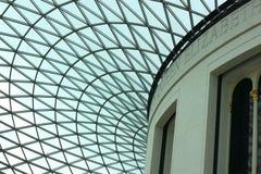 Grande British Museum fotografie stock libere da diritti