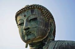 A grande Buda de Kamakura Imagem de Stock Royalty Free