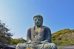 A grande Buda de Kamakura Imagens de Stock