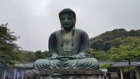 Grande Buda de Kamakura foto de stock