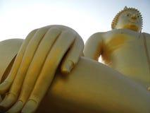 Grande Buddha Fotografia Stock