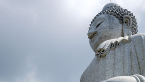 Grande Buddha Immagine Stock