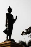 Grande Buddha diritto Immagini Stock