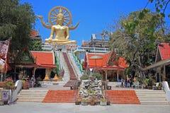 Grande Buddha, Koh Samui, Tailandia Fotografia Stock Libera da Diritti