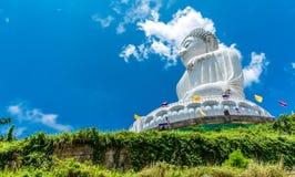 Grande Buddha a Phuket Tailandia Fotografia Stock