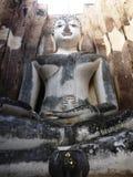 Grande Buddha Sukhothai/Tailandia Immagine Stock Libera da Diritti