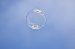 Grande bulle de savon Images stock