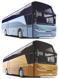 Grande bus illustrazione vettoriale