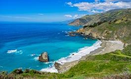 Grande côte de Sur Photographie stock libre de droits