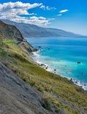 Grande côte de Sur Photo libre de droits