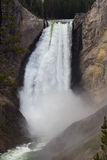 Grande cachoeira Fotografia de Stock