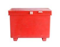 Grande caixa do refrigerador Foto de Stock