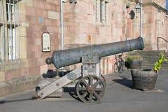 Grande Camera Canon del castello Immagine Stock