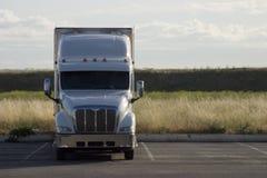 Grande camion 1 dell'impianto di perforazione Fotografie Stock Libere da Diritti