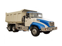 Grande camion Immagine Stock Libera da Diritti
