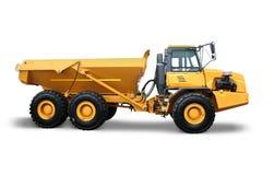 Grande camion industriale Fotografia Stock