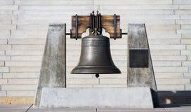 Grande campana nell'Idaho fotografie stock