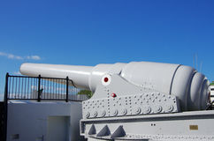 Grande cannone Fotografie Stock Libere da Diritti