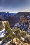 Grande canyon 1 Immagini Stock Libere da Diritti