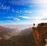 Grande canyon Fotografia Stock