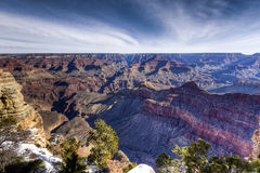 Grande canyon 2 Fotografie Stock