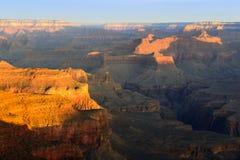 Grande canyon Fotografie Stock