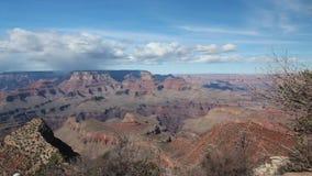Grande canyon video d archivio