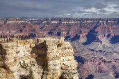 Grande canyon 8 Fotografia Stock Libera da Diritti