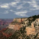 Grande canyon al tramonto Immagine Stock