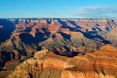 Grande canyon al tramonto Immagine Stock Libera da Diritti