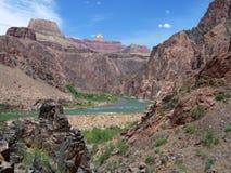 Grande canyon, Arizona Immagini Stock Libere da Diritti