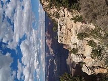 Grande canyon, Arizona Fotografie Stock Libere da Diritti
