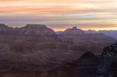 Grande canyon, Arizona 7 Fotografia Stock