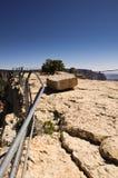 Grande canyon dell'orlo del nord Immagine Stock
