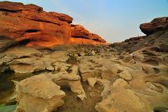 Grande canyon della Sam-Vaschetta-Bok Fotografia Stock