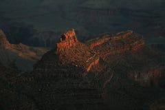 Grande canyon di alba Fotografia Stock