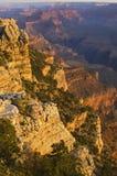 Grande canyon di alba Immagini Stock