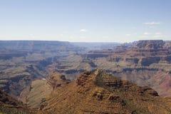 Grande canyon di vista Fotografia Stock