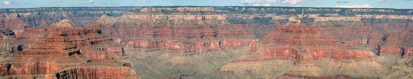 Grande canyon Panaroma Fotografia Stock