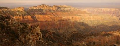 Grande canyon a punto imperiale immagine stock libera da diritti