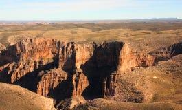 Grande canyon S.U.A. Fotografie Stock Libere da Diritti