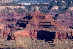 Grande canyon: Tempiale di ISIS Fotografia Stock Libera da Diritti
